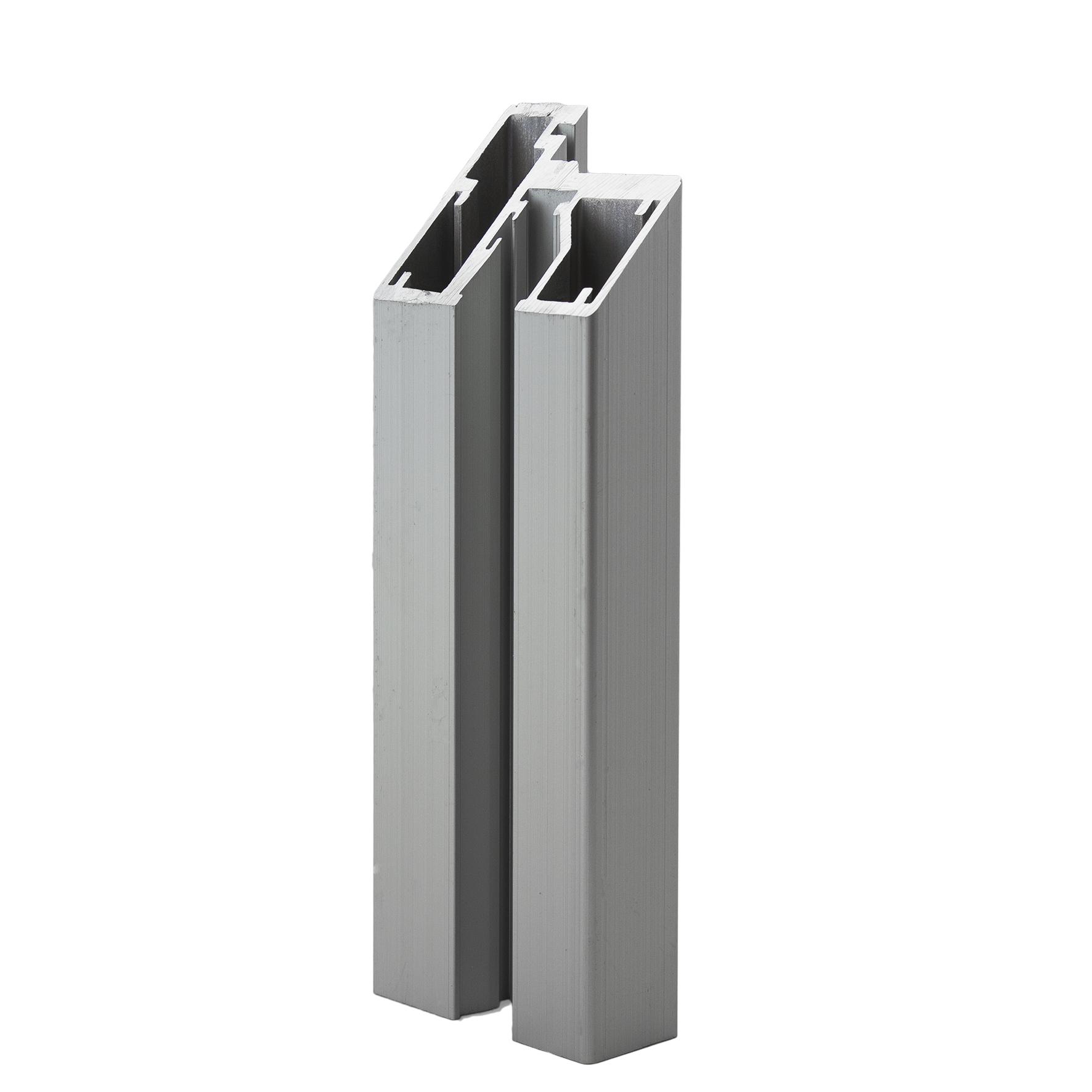 Dörrkarmsprofil i aluminium