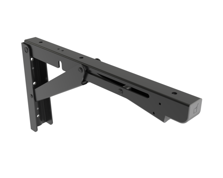 Robust M Folding bracket black