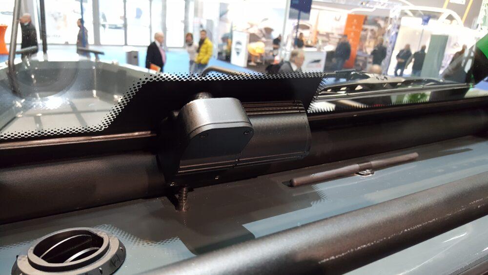 ROCA torkarmotor W12 i svart