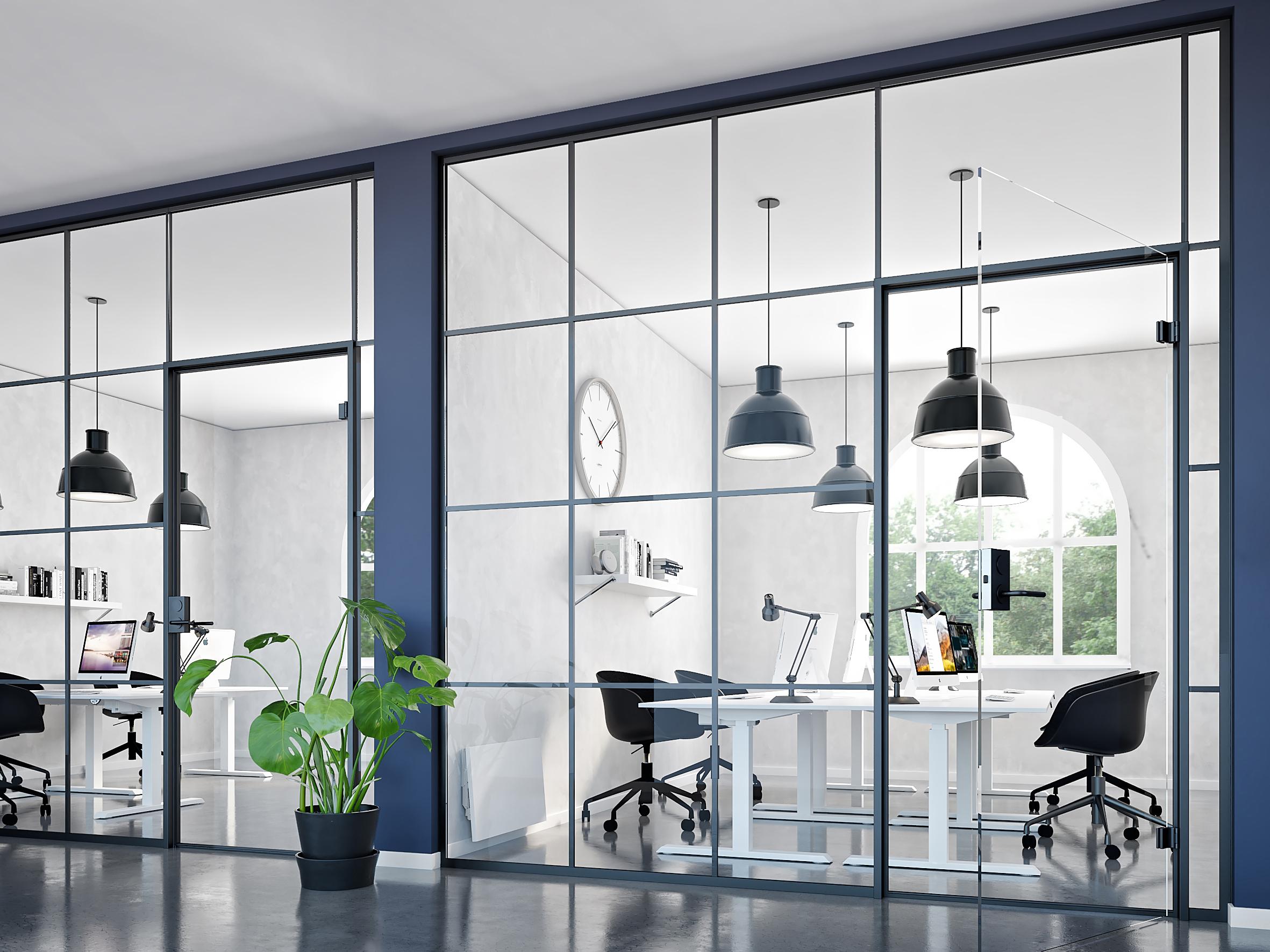 Decibel rum i rummet - ljudreducerande kvalitetsbeslag för glasväggar