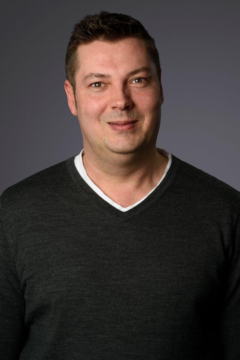Martin Rosmer portrait