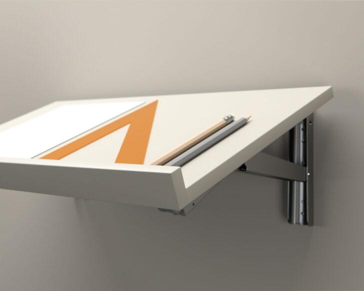 Robust Flex for versatile shelves