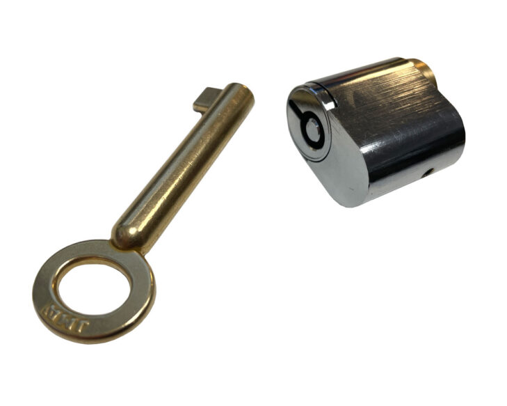 låscylinder med paniknyckel